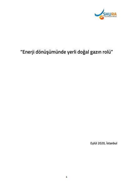 Türkiye'de Yenilenebilir Enerji Tedariki ve Belgelenmesi