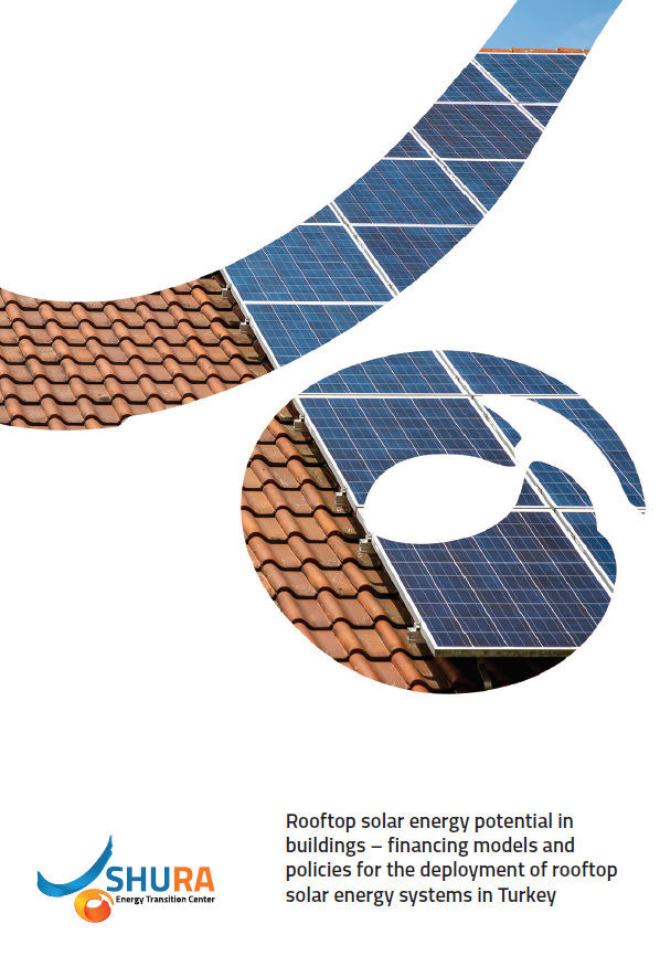 Rooftop solar energy potential in buildings – financing models and policies for the deployment of rooftop solar energy systems in Turkey